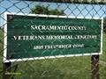Image for Sacramento County Veterans Cemetery