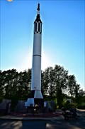Image for Redstone Rocket Plaza - Concord, NH