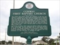 Image for Conway First Baptist Church/Fort Gatlin