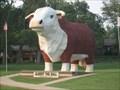 Image for LARGEST - Albert, the World's Largest Bull – Audubon, IA
