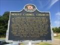 Image for Mount Carmel Church - Pleasant, AL