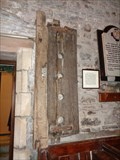 Image for Parish Stocks - St. Catwg's Church - Gelligaer, Wales.