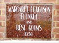 Image for 1950 — Margaret Ferguson Plunket and Rest Rooms — Tapanui, New Zealand