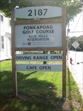 Image for Ponkapoag Golf Course - Canton, MA