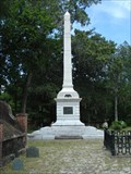 Image for James Screven & Daniel Stewart Monument - Midway, GA