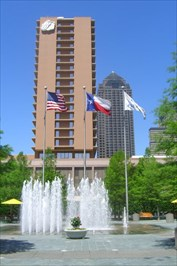 Fountain Place Plaza