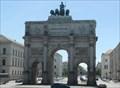 Image for Siegestor - Munich, Germany