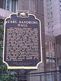 Image for Carl Sandburg Hall Historical Marker