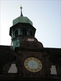 Image for Town Hall Clock - Freiburg, Germany