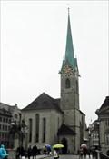 Image for Fraumünster Church - Zurich, Switzerland