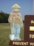 Image for Smokey Bear along Rt. 19 - Florida