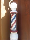 Image for Disneys California Adventures Barber Pole - Disneyland, CA