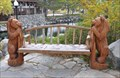 Image for Walley's Hot Springs Resort Bear Bench