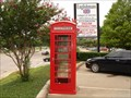Image for Red Telephone - Addison Texas