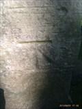 Image for Benchmark, All Saints' Church, Rempstone, Nottinghamshire.