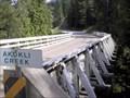 Image for Akokli Creek Plank Bridge - Boswell, British Columbia