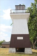 Image for Oak Orchard Lighthouse, Point Breeze, Lake Ontario, NY