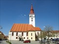 Image for kostel sv. Stanislava, Jemnice, Czech republic