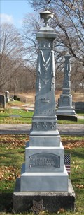 Image for Powers  -  Homeland Cemetery -  Rootstown, OH