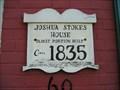 Image for Joshua Stokes House 1835 - Moorestown, NJ