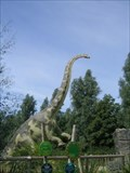 Image for Dinosaurs at Eco park Milton Keynes