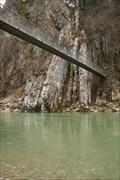 Image for Hängebrücke Entenlochklamm - Kössen, Bezirk Kitzbühel, Tirol, A