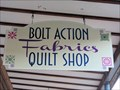 Image for Bolt Action Fabrics & Quilt Shop - Rifle CO