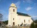 Image for kostel sv. Václava, Žabonosy, Czech republic
