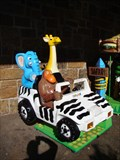 Image for Oklahoma City Zoo Safari Coin Ride - Oklahoma City, OK