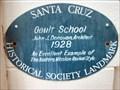 Image for Blue Plaque: Gault School