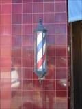 Image for Lou's Barber Shop Pole - Payson, Utah