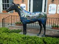 Image for Pittsford, NY Mural Horse