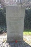 Image for Gedenkstein für die zerstörte Synagoge, Rheine, Germany