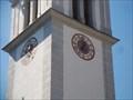 Image for Uhr Kirche Kematen in Tirol, Tyrol, Austria