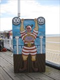 Image for Strong Man - Britannia Pier, Marine Parade, Great Yarmouth, Norfolk, UK