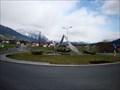 Image for Brunnen Kreisverkehr Barwies, Tirol, Austria