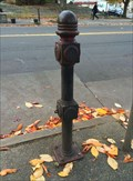 Image for Menzies Street Hitching Post - Victoria, British Columbia, Canada
