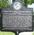 Image for Largest Slave Sale in Georgia History: The Weeping Time - Savannah, GA