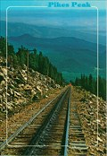Image for World's Highest Cog Railway - Pikes Peak, CO
