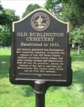 Image for Old Burlington Cemetery
