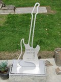 Image for Kevin Lynch - Musician - Arrowtown Cemetery - Arrowtown, New Zealand
