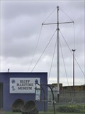Image for Maritime Museum Flagpole. Bluff. New Zealand.