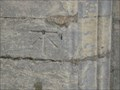 Image for Cut benchmark and bolt, St Margarets Church, King's Lynn, Norfolk