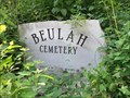 Image for Beulah Cemetery - rural Fountain County, IN