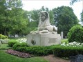 Image for Sphinx - Mt. Auburn Cemetery - Watertown, MA