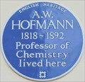Image for A W Hofmann - Fitzroy Square, London, UK
