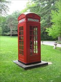 Image for K2 Telephone Kiosk at Kentuck Knob - Stewart Township, PA