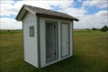 Image for Historical Fort Hays Outhouse