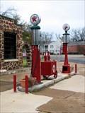Image for Texaco Gas Pumps  -  Jefferson, TX