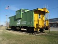 Image for EXETER, Missouri - Extended Vision Caboose